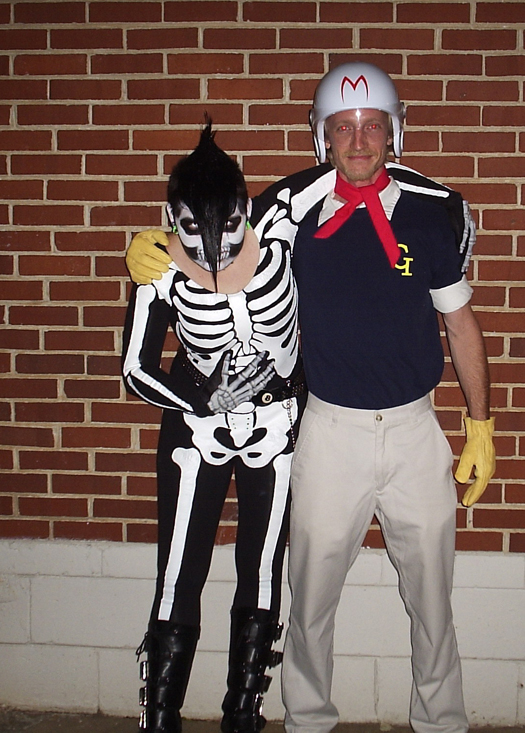 Misfits Costume Halloween 2008 by farfie on DeviantArt