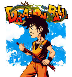 Dragon Ball!!! by Squire-di-Luce