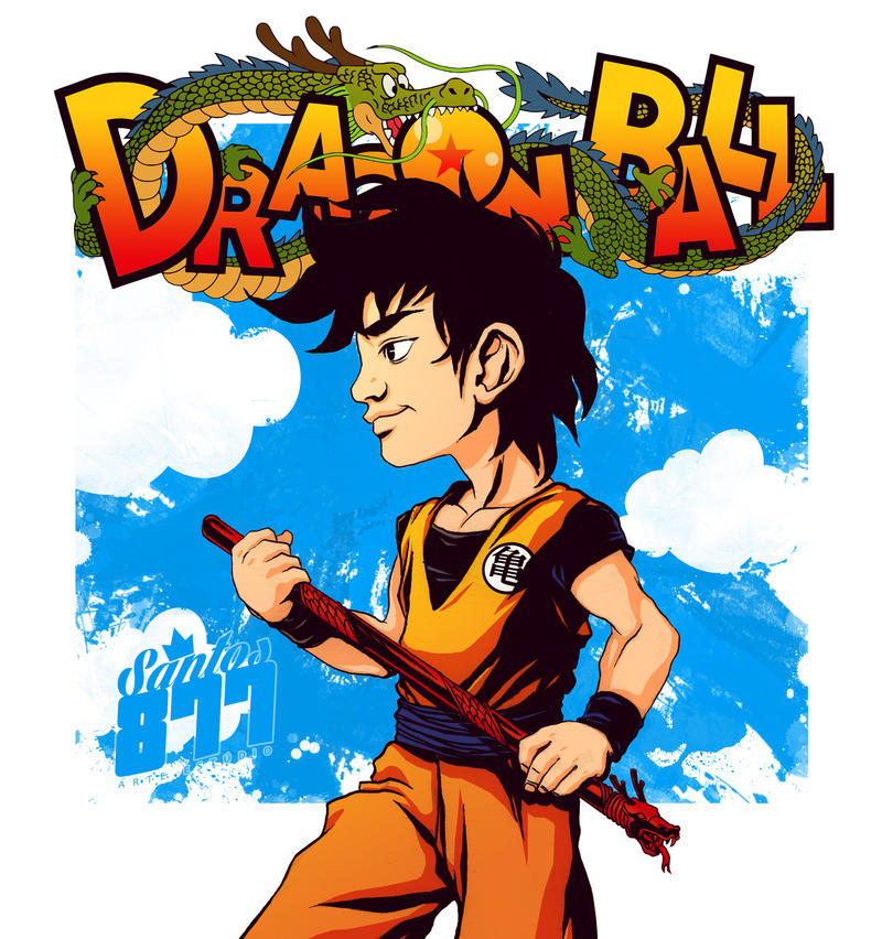 Dragon Ball!!! by Squire-di-Luce