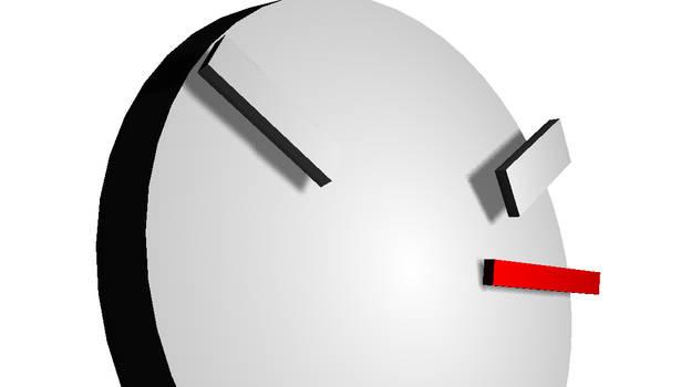 webGL clock thing