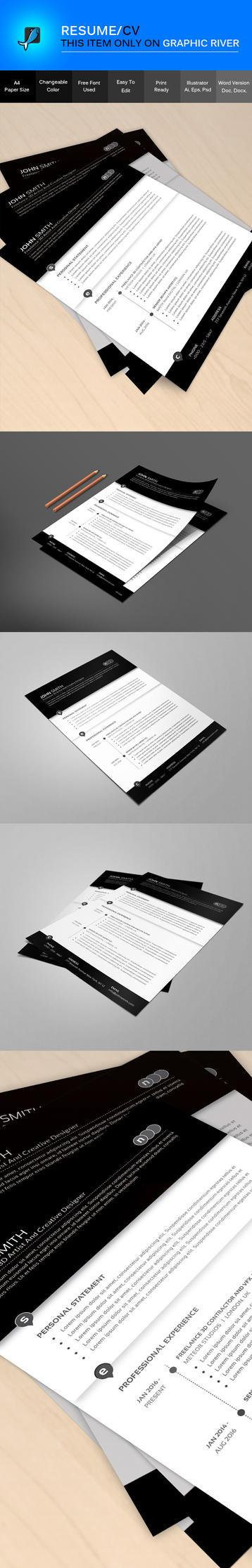 Resume/CV by mdbulbulahmed