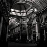Leadenhall Street Market by Jez92
