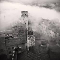 San Gimignano by Jez92