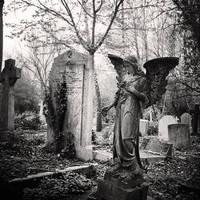Highgate Cemetery II by Jez92