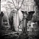 Highgate Cemetery II by Jez92