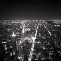 Manhattan Night by Jez92