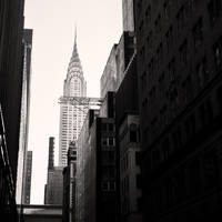 The Chrysler Building by Jez92