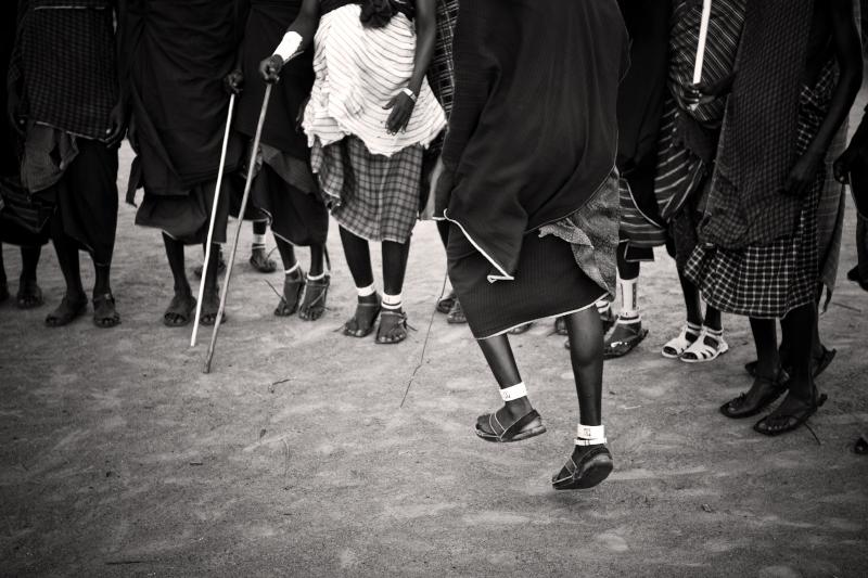 Maasai V by Jez92