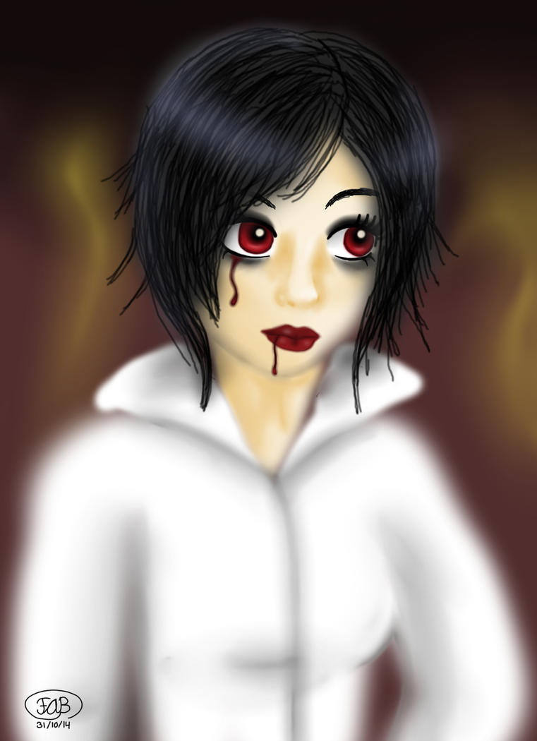 Modern Vampire by RosaPeach