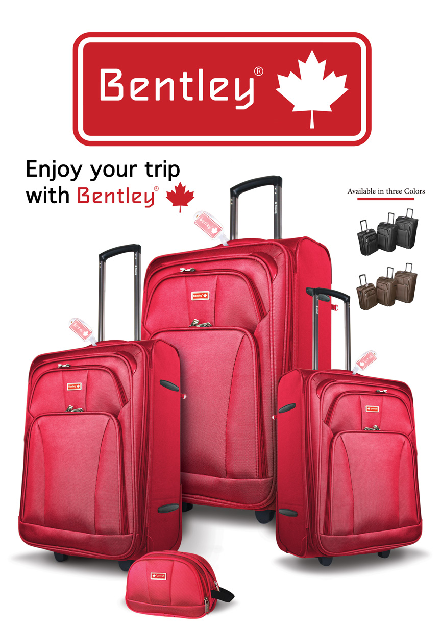 Bentley Luggage | Luggage And Suitcases