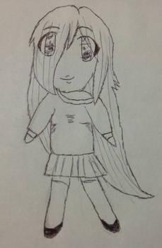 Anime chibi practice