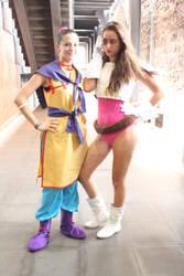 Me as Princess Saiyan by Lightyear90