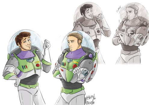 Space Ranger Life