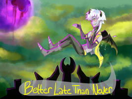 better late than never (song)