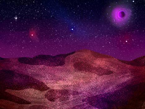 glitter desert (+song)