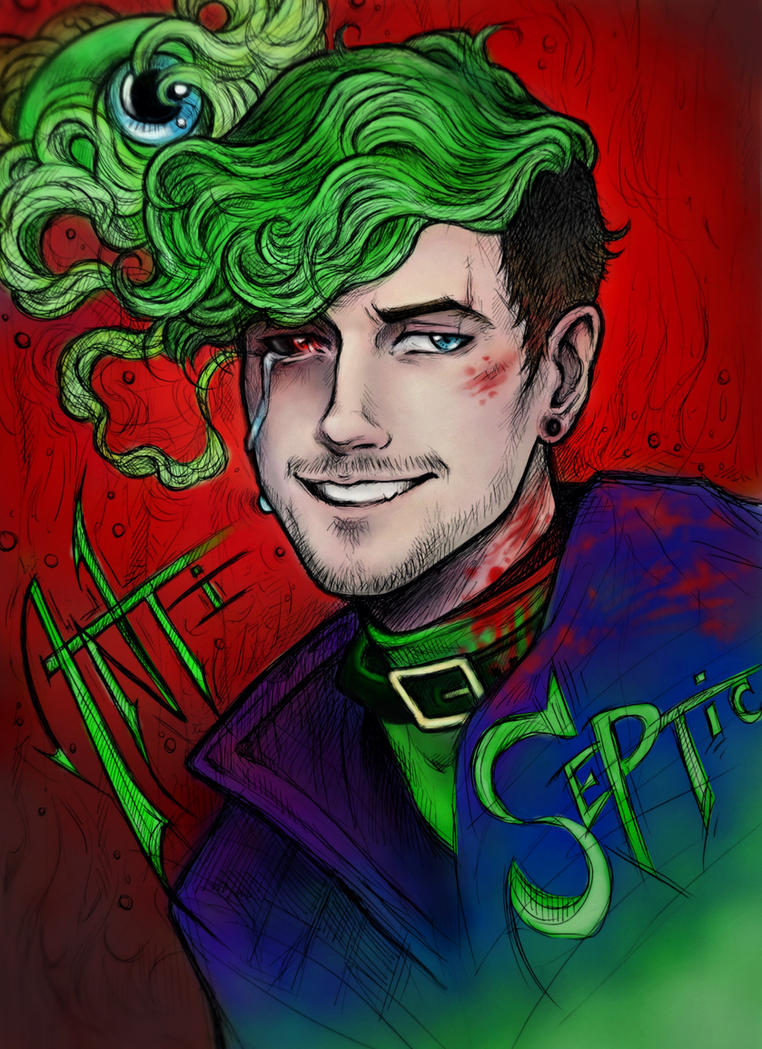 AntiSepticEye by Silverleopard
