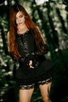 Beauty Gothic Girl