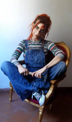 CHUCKY The Killer Doll by CradleOfDoll