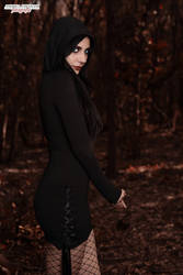 STOCK - She's a Witch Girl by NikyArgento