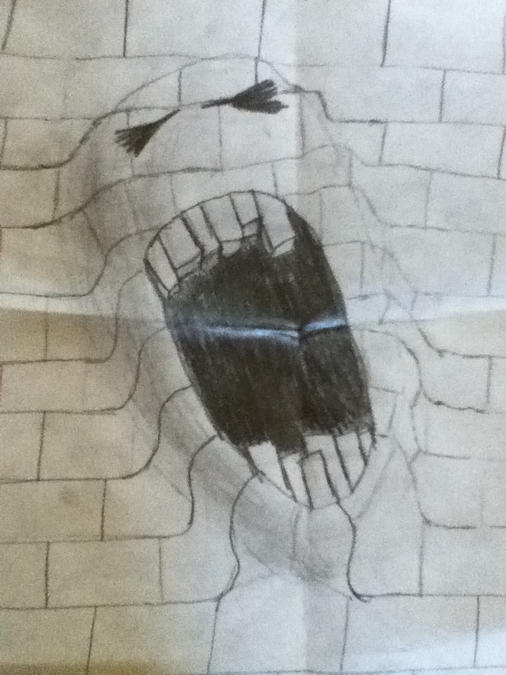 Pink Floyd The Wall Face Thing By TheoriginalCoolqaz