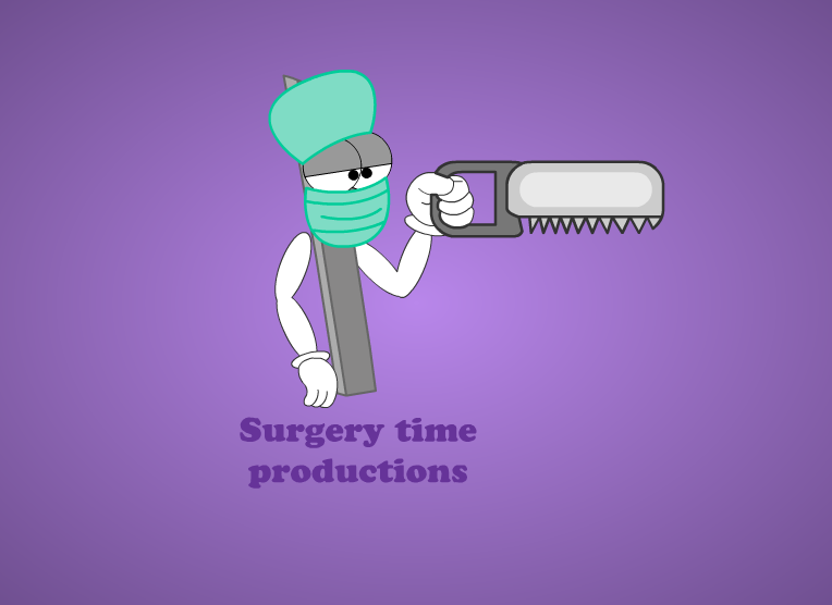 Surgery Time Productions Logo by Thegarfieldtouch