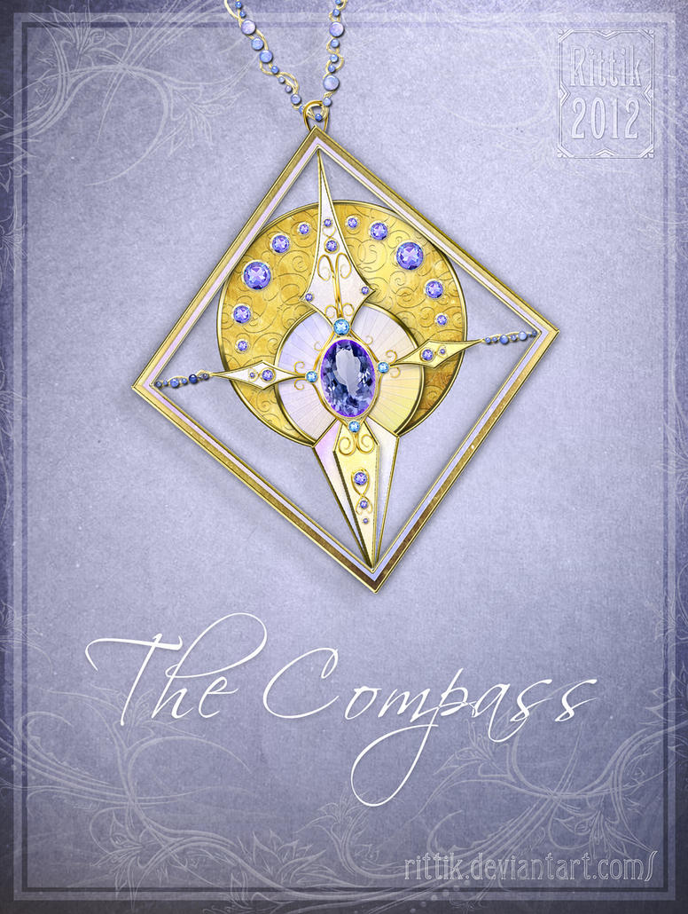 Amulet - The Compass by Rittik