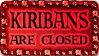 Kiribans are closed by Rittik