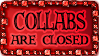 Collabs are closed