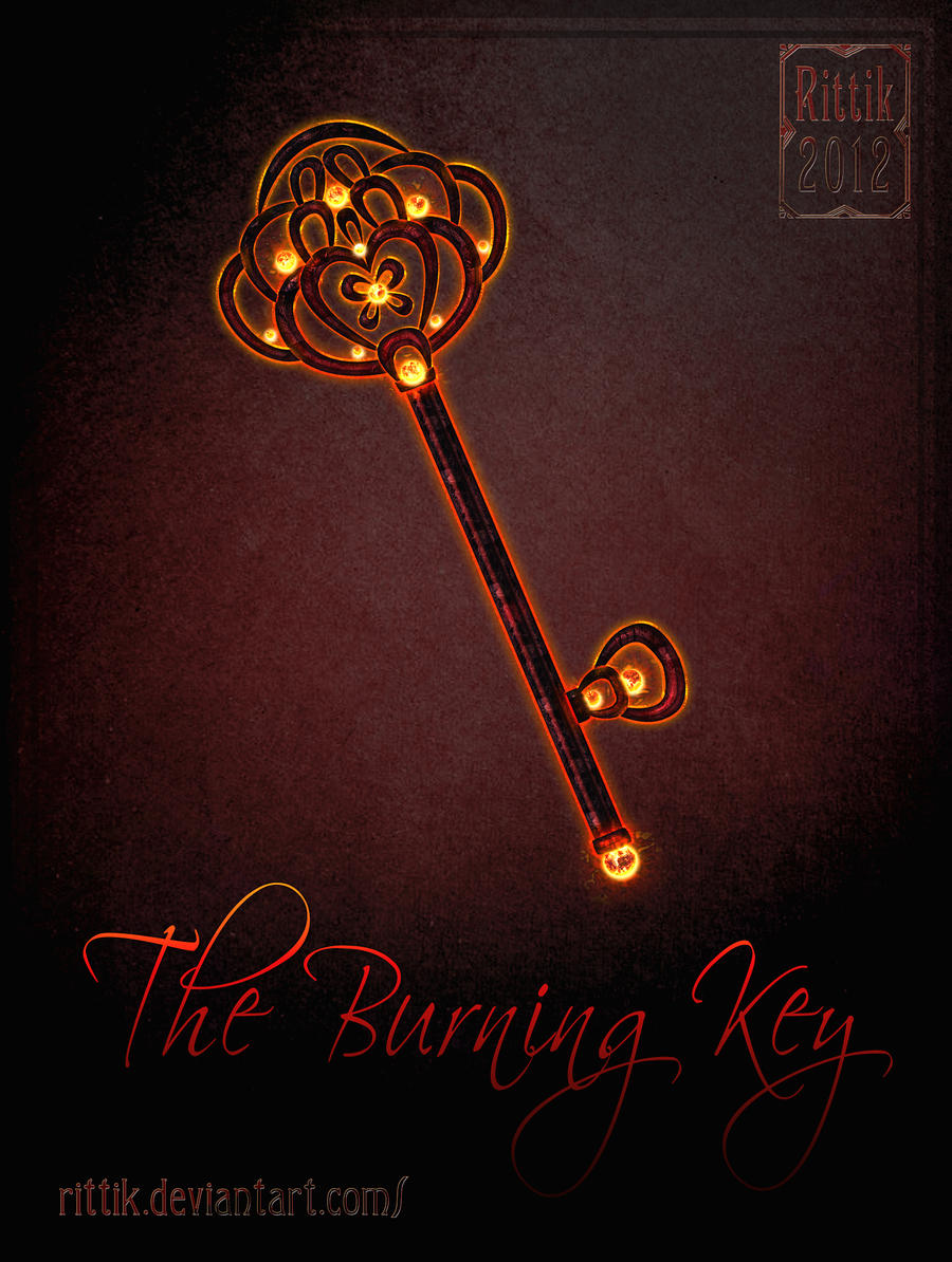 Burning Key by Rittik