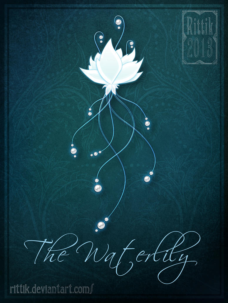 Amulet - The Waterlily by Rittik