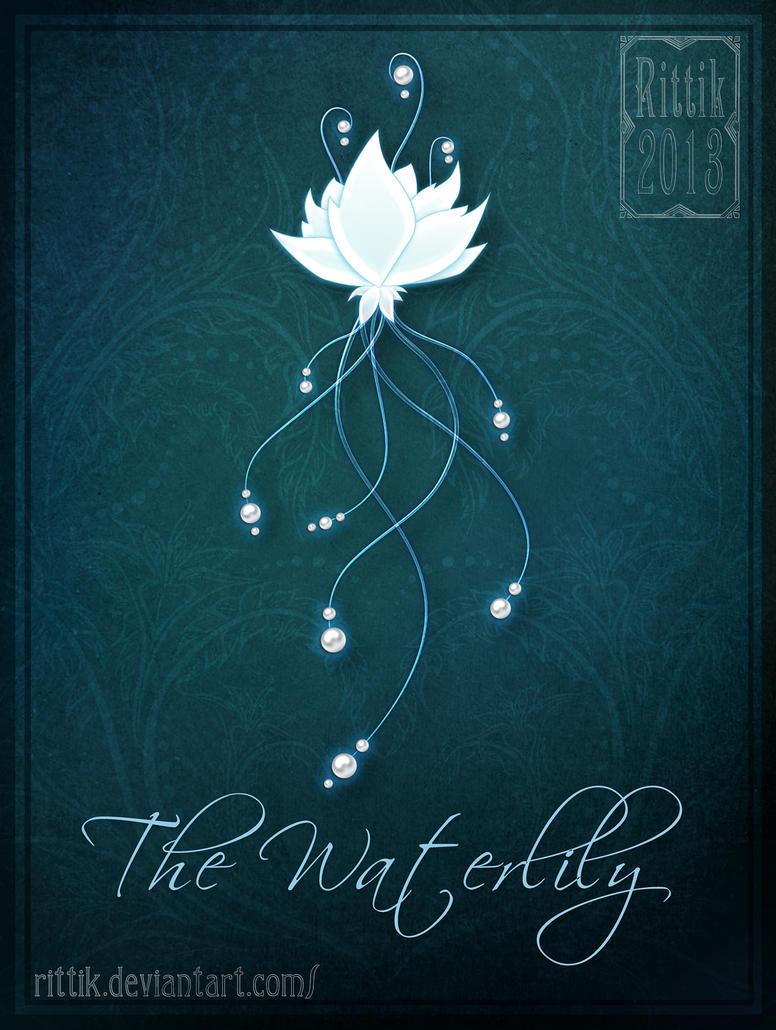Amulet - The Waterlily by Rittik