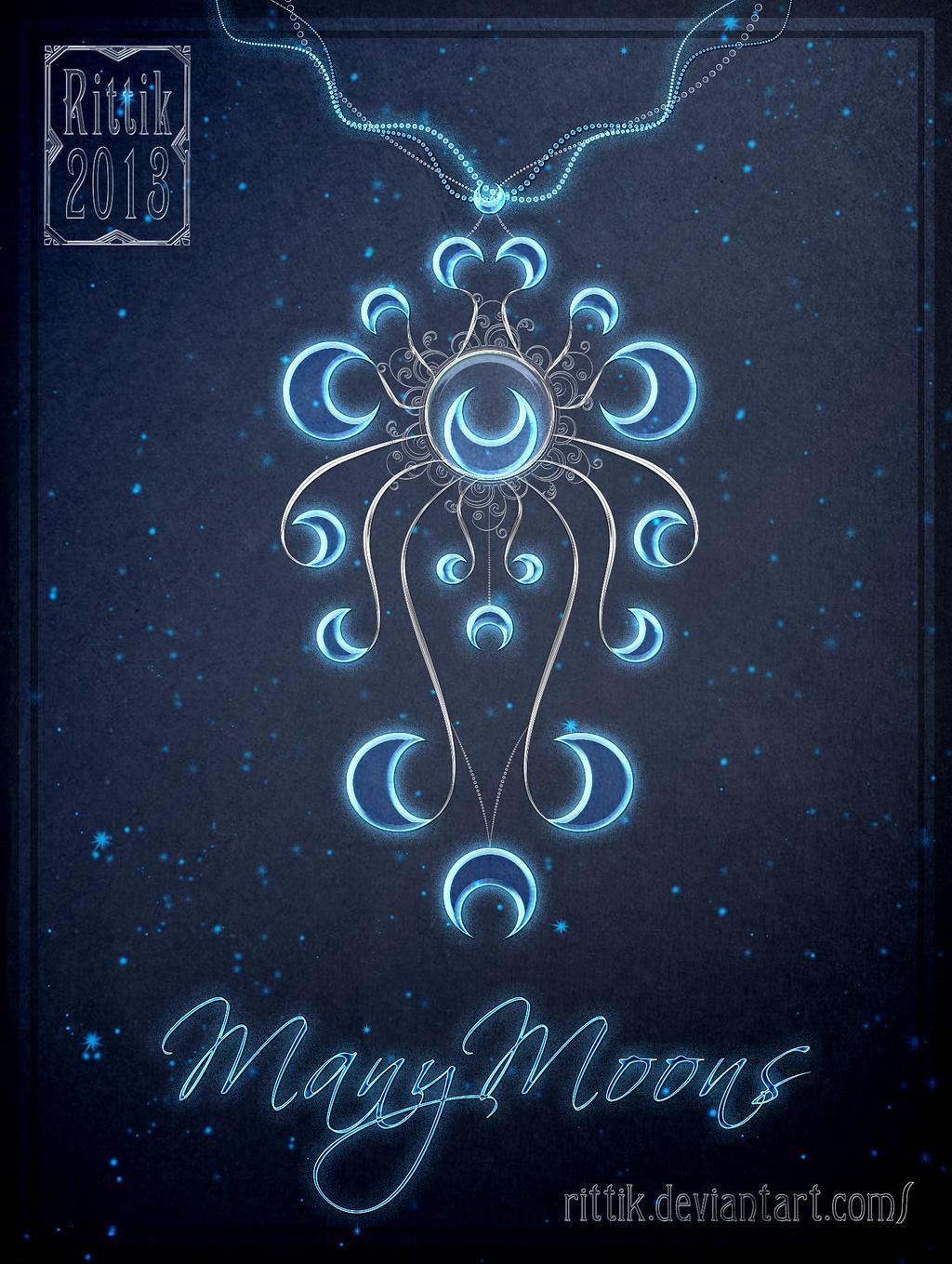 Amulet - ManyMoons by Rittik