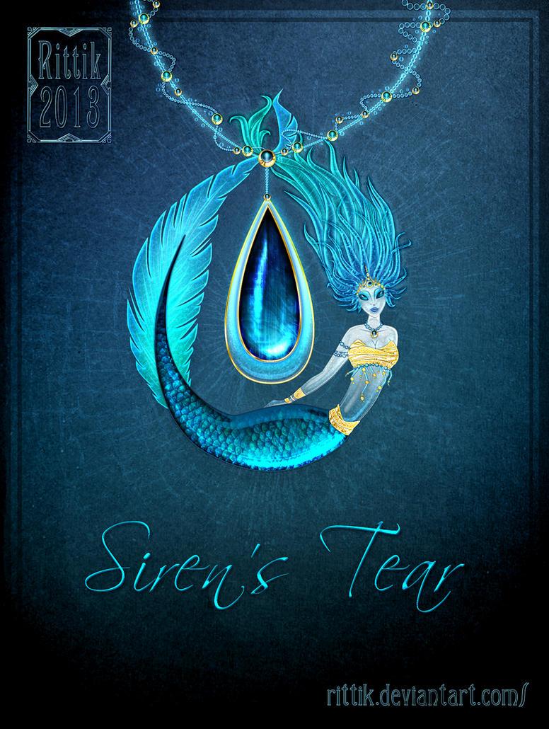 Amulet - Siren's tear by Rittik