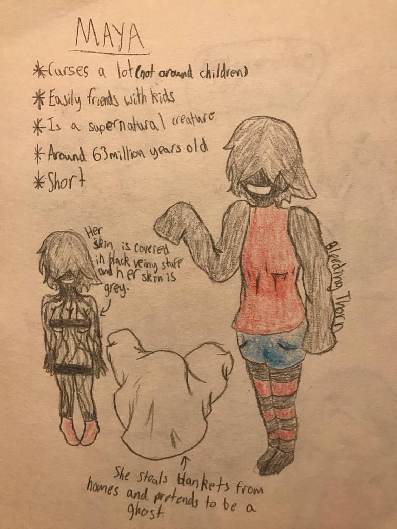 Maya Reference by Bleeding--Thorn on DeviantArt