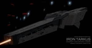 Iron Tarkus Class Juggernaut