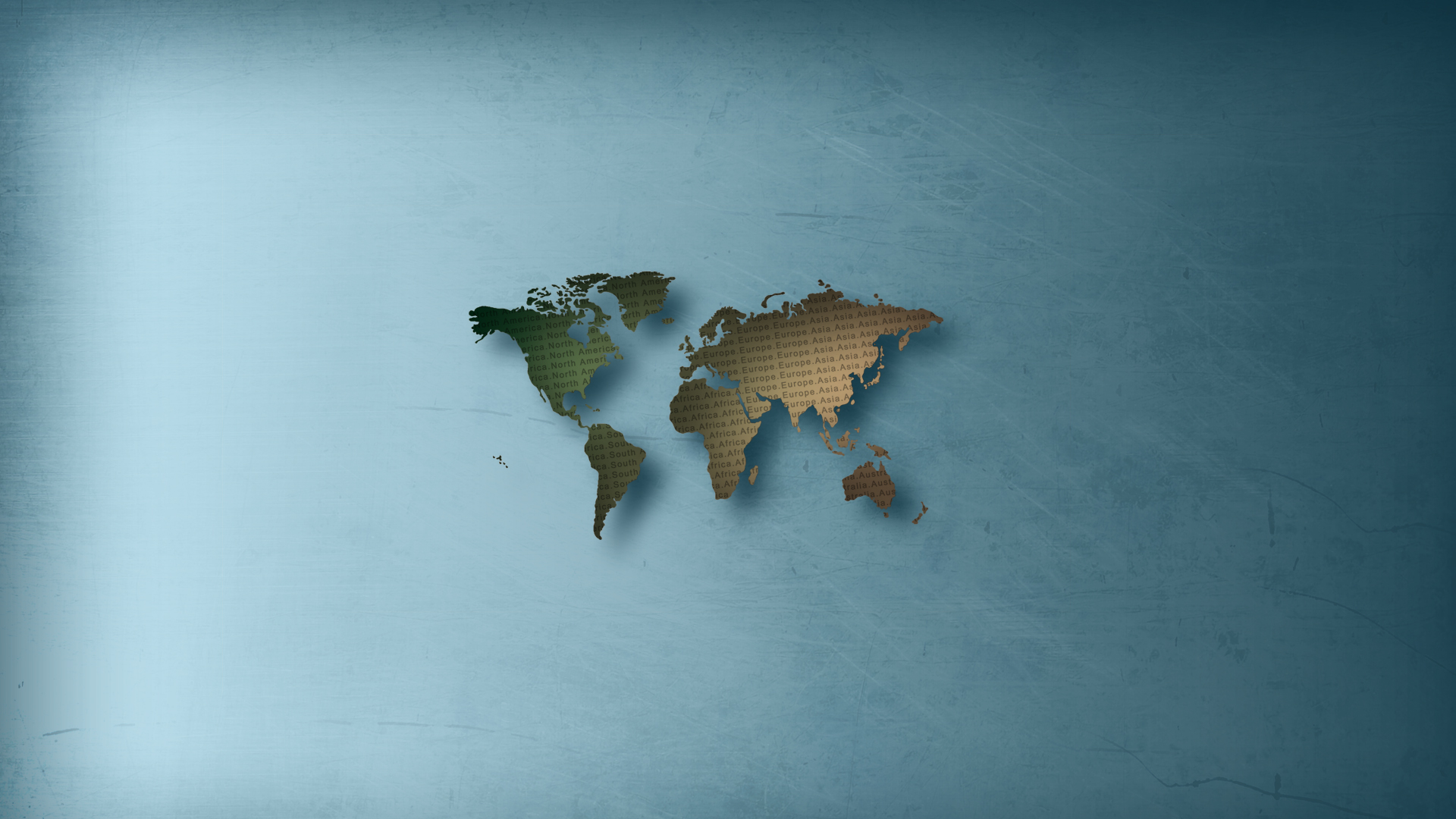 world map color by phauxington on deviantart