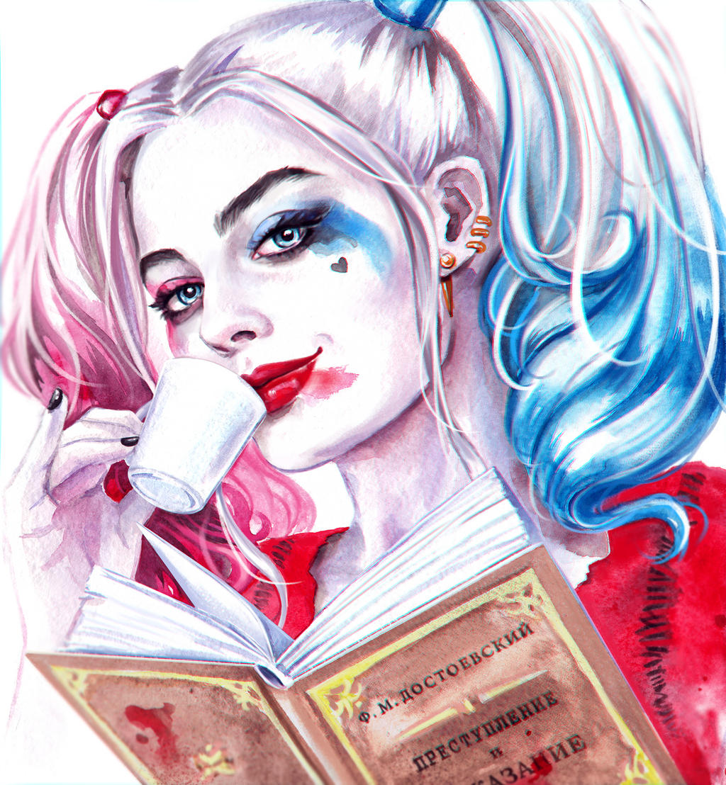 Harley Quinn By Siberianladycat On DeviantArt