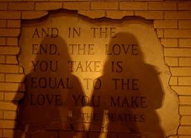L Love by calliopeem