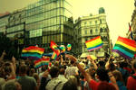 The First Prague Gay Pride