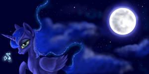 Princesa luna - La noche es hermosa