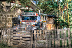 Jeepney by jdeepan