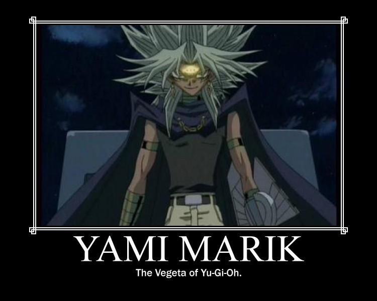 Yami Marik Demotivational by LadyWinterEldritch
