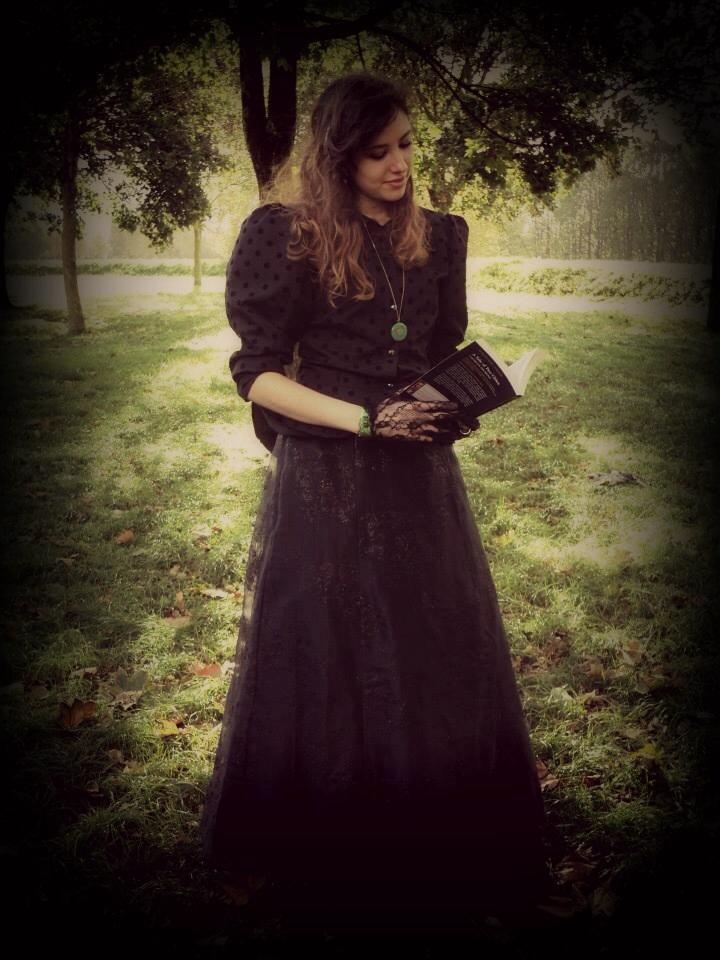 Tessa Gray cosplay by Maryskatetwilight
