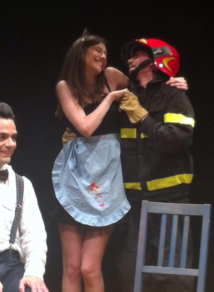 Theatre vol.2 by Maryskatetwilight