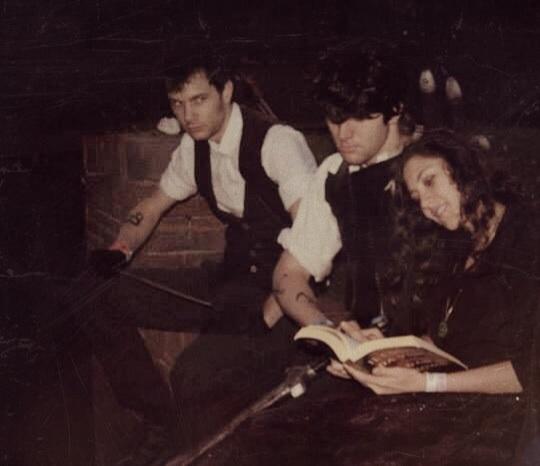 The infernal devices - Gabriel, William, Tessa by Maryskatetwilight