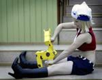 Patty Thompson cosplay