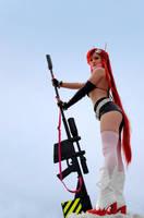 Yoko Littner cosplay by AliceBlacfox
