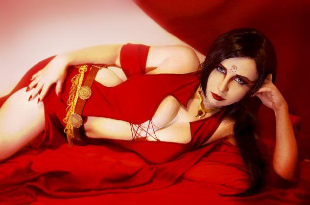 Kaileena cosplay by AliceBlacfox