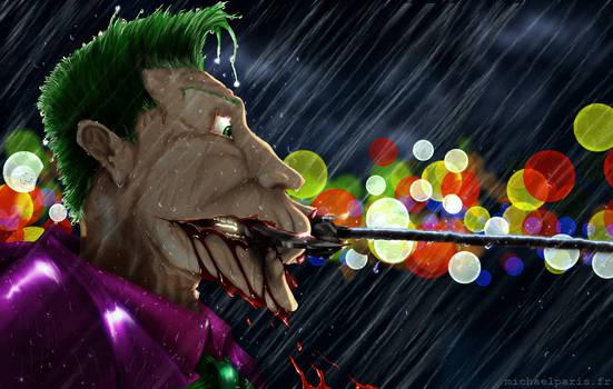 The Secret of the Joker' Smile
