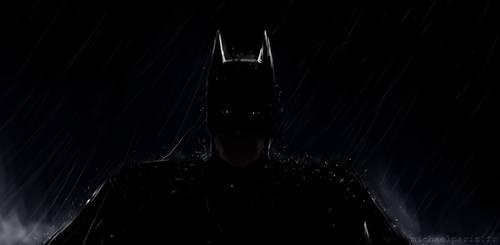 Dark as Knight